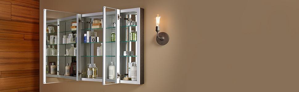 Kohler Medicine Cabinet Home Decor