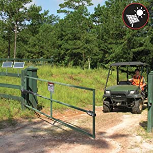 Amazon Com Mighty Mule Automatic Gate Opener For Medium