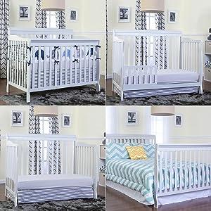 Ashton, dream on me, nursery furniture, baby furniture, DOM Family, crib, 4-in-1