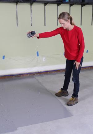 Amazon Com Valspar 1081021 Tan Garage Floor Coating Kit