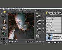 Poser, Poser Pro 11, 3d software, 3d figures