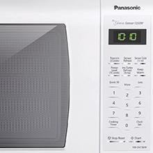 Microwave Touch Controls