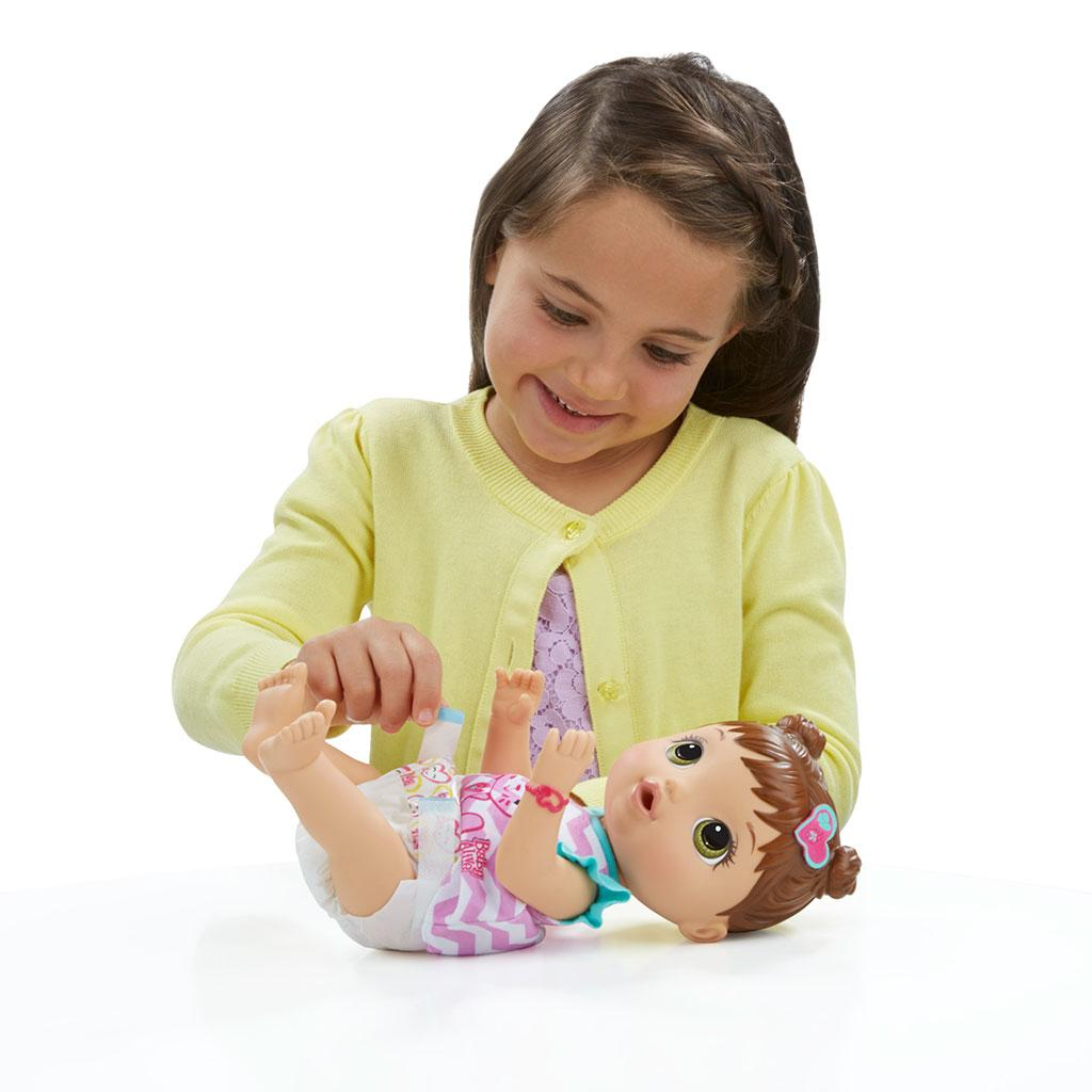 Amazon Com Baby Alive Better Now Bailey Brunette Toys