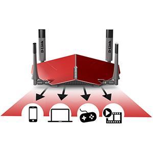 Amazon.com: D-Link AC3150 Dual Band Wireless Gigabit Ultra