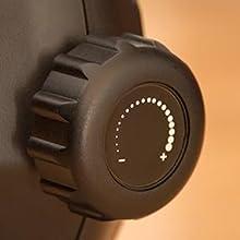 adjustment dial