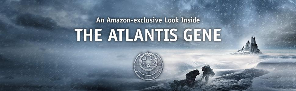 Atlantis Gene sci-fi thriller preview