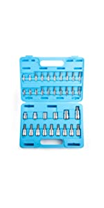 35 Piece Star/E-Socket Set