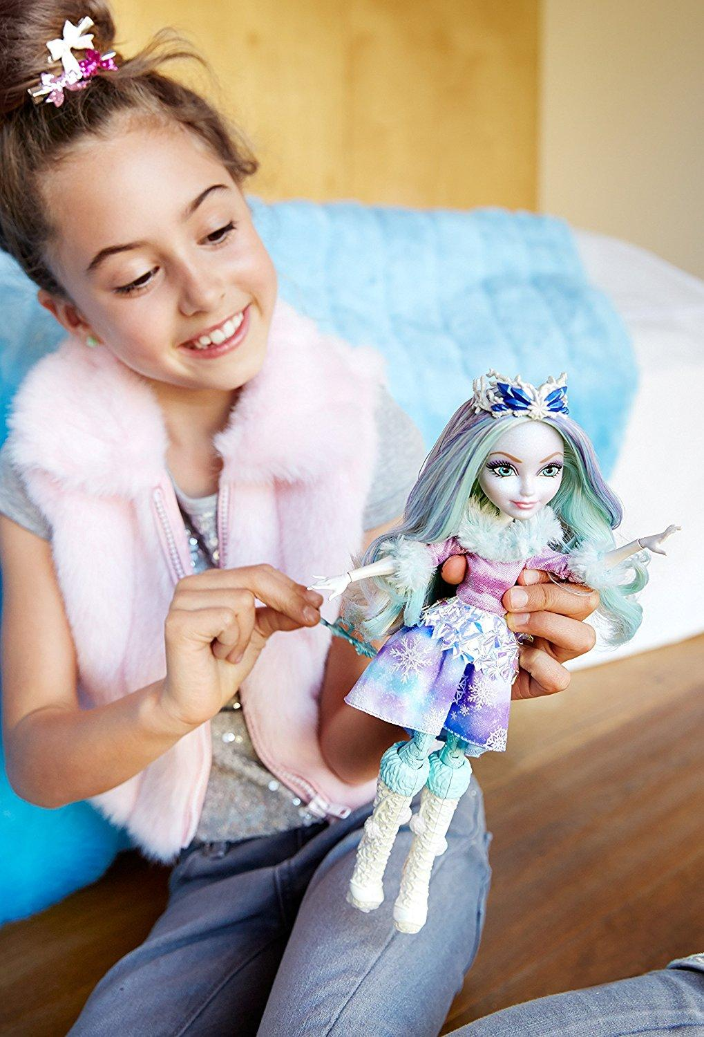 Amazon.com: Ever After High Epic Winter Crystal Winter