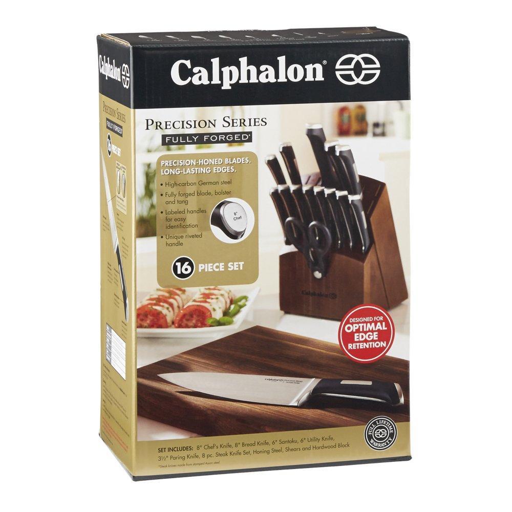 Amazon Com Calphalon 1834745 Precision Series 16 Piece