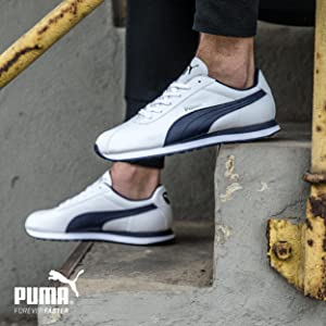Amazon.com  PUMA Men s Roma Basic Sneaker  Puma  Shoes 2f70912a5