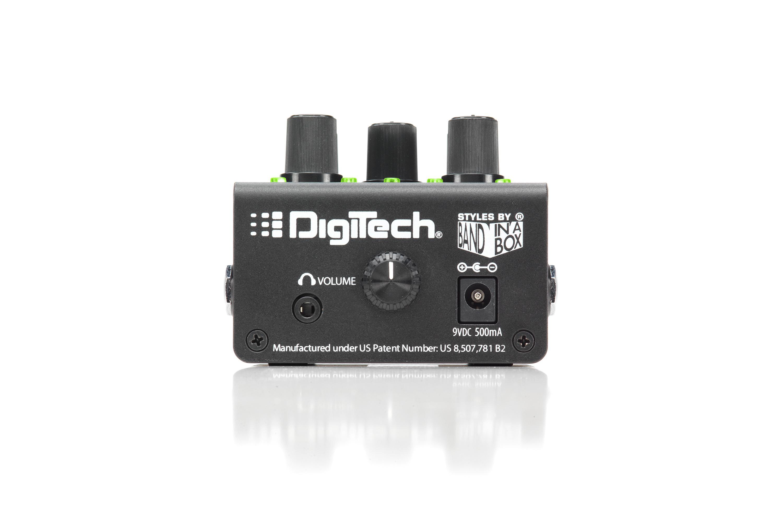 digitech trio electric guitar multi effect band creator pedal power supply. Black Bedroom Furniture Sets. Home Design Ideas