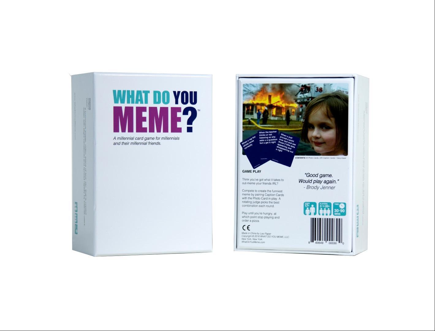 Meme Cards Amazon