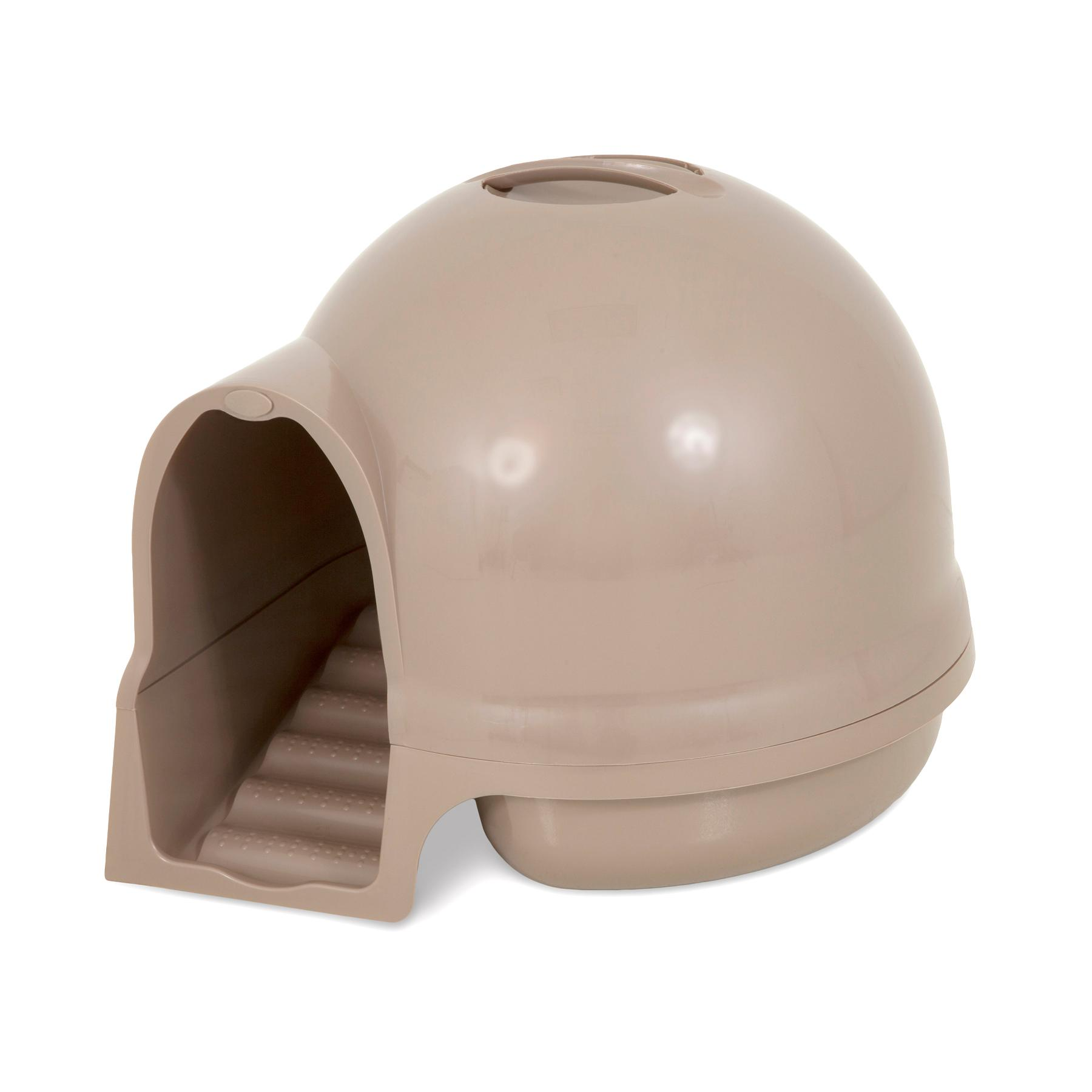booda dome cleanstep cat box white pet supplies. Black Bedroom Furniture Sets. Home Design Ideas
