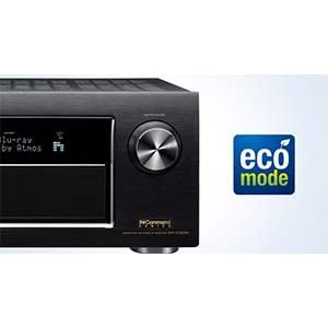 Denon AVR-X7200WA 9 2 Channel Full 4K Ultra HD AV Receiver