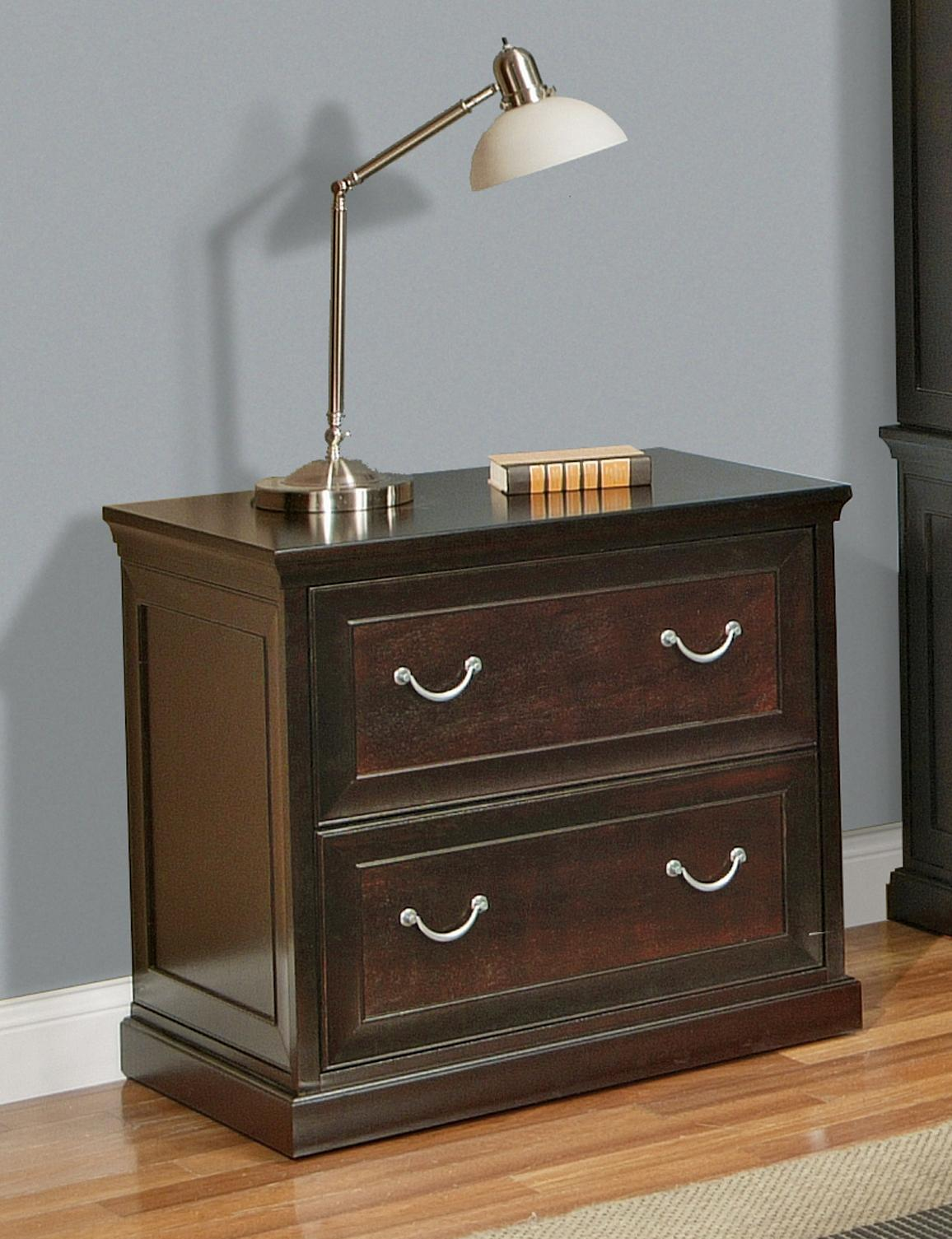 Wood Lateral File Cabinet 2 Drawer Amazoncom Kathy Ireland Home By Martin Fulton Lateral File