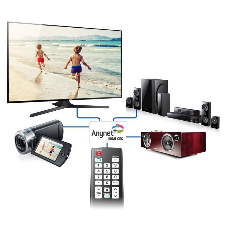 samsung un40j5200 40 inch 1080p smart led tv 2015 model electronics. Black Bedroom Furniture Sets. Home Design Ideas