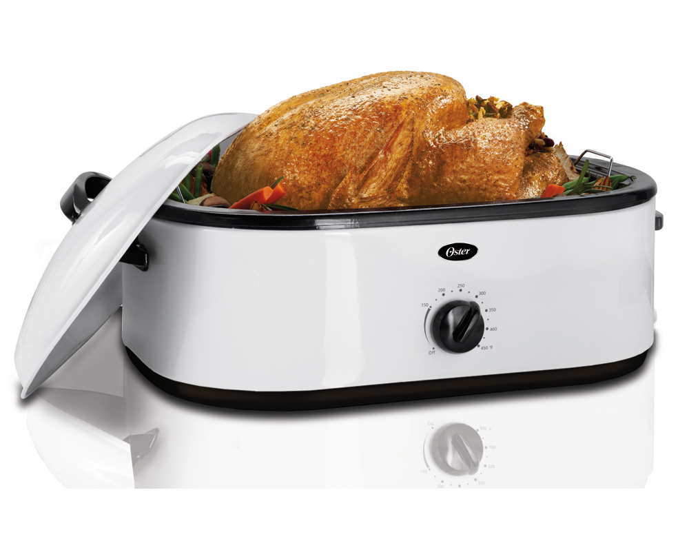 Electric Roaster Oven ~ Amazon oster roaster oven with buffet server