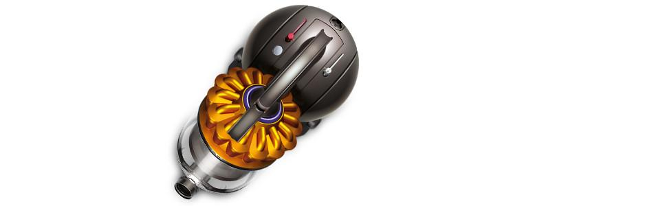 Amazon Com Dyson Ball Multi Floor Canister Vacuum Home Amp Kitchen