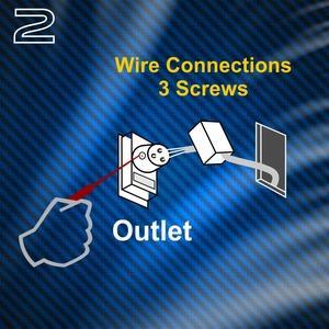 Amazon Com Powerbridge One Pro 6 Single Outlet
