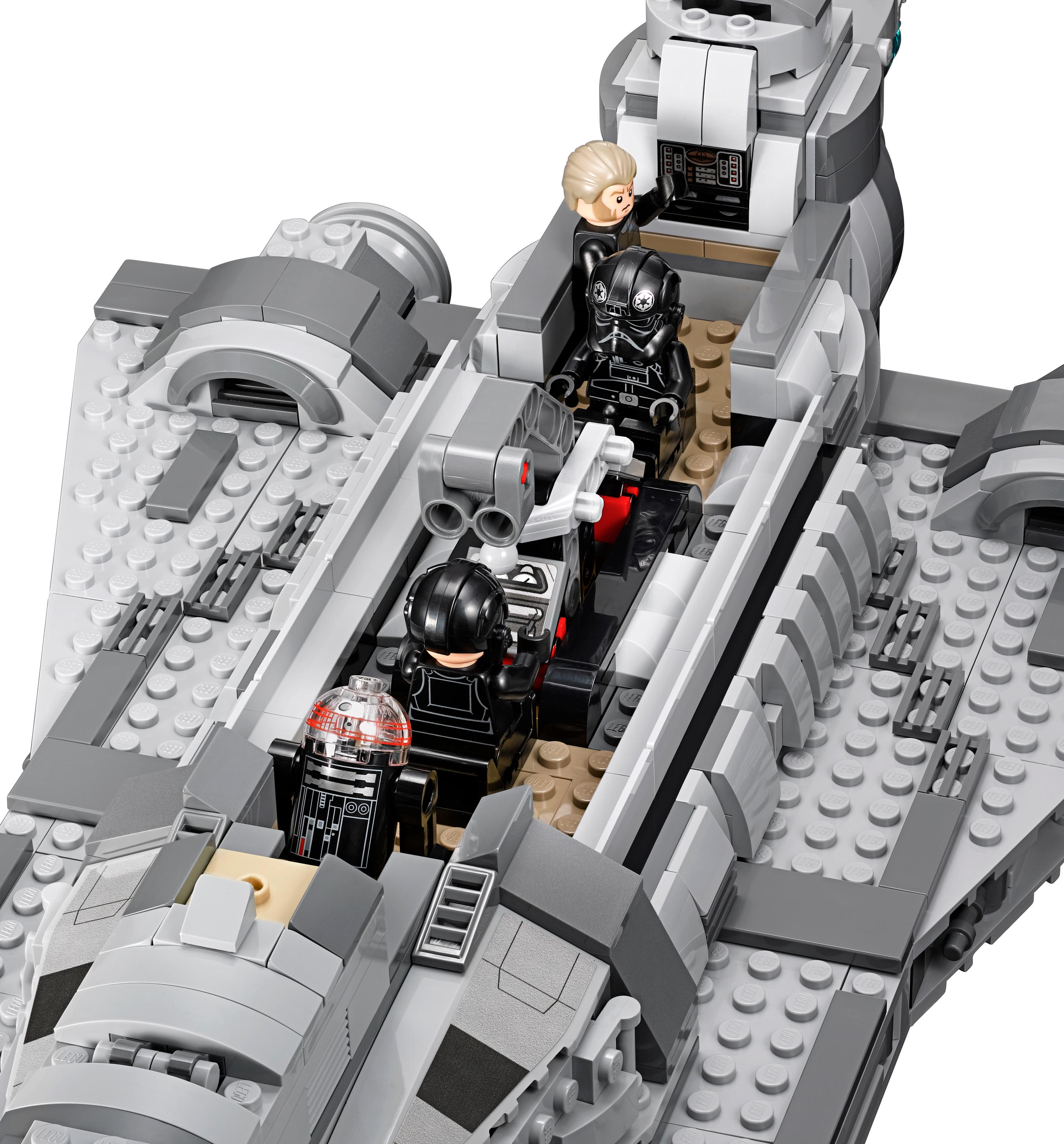 Amazon.com: LEGO Star Wars Imperial Assault Carrier 75106 Building Kit