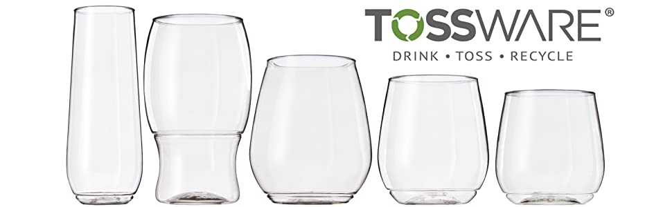 disposable shatterproof govino taza cup Royal riedel red wine plastic stemless champagne flutes wine