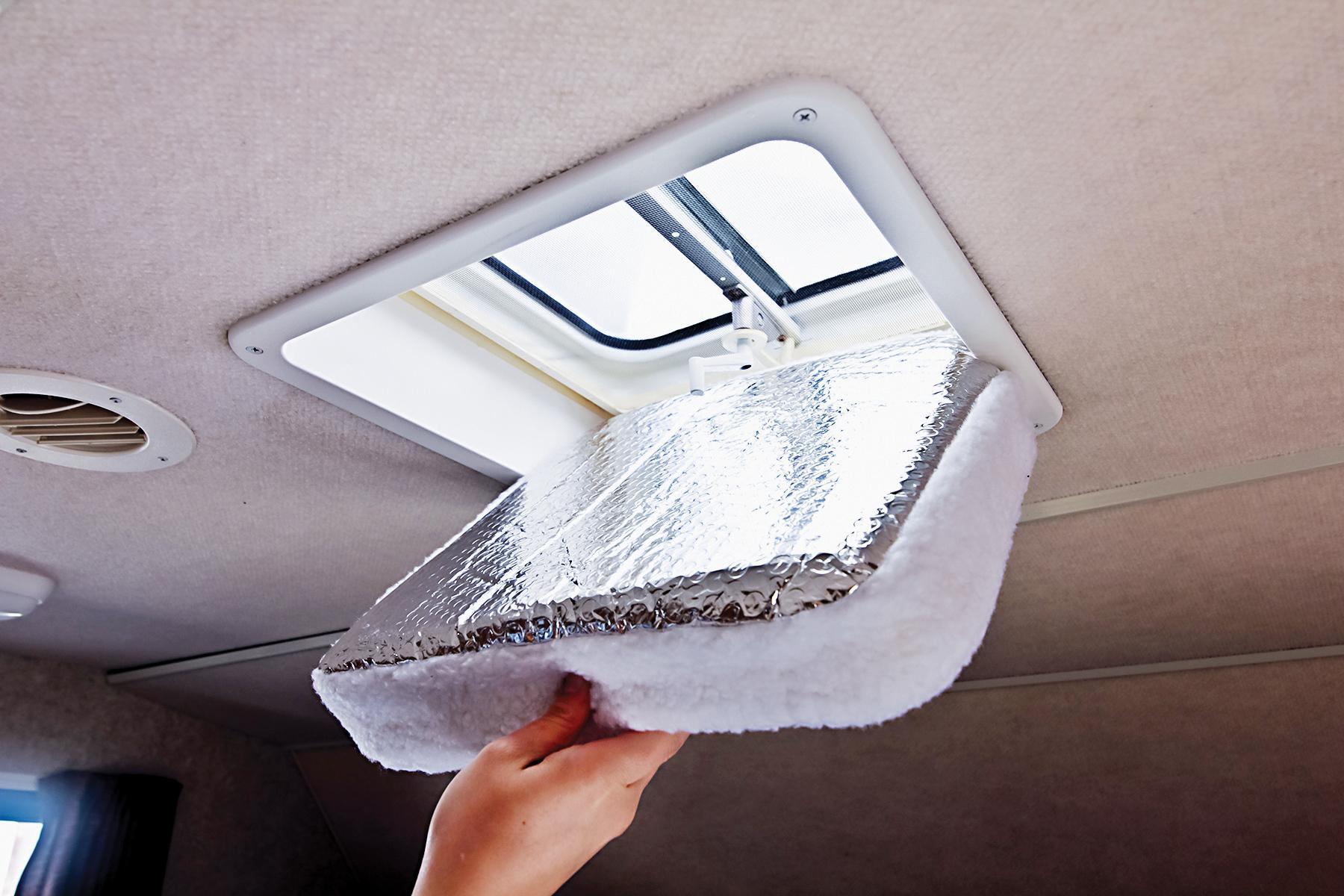 Amazon Com Camco Rv Vent Insulator And Skylight Cover