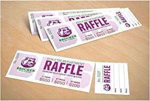 Avery Raffle Tickets