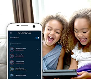 Linksys App Parental Controls