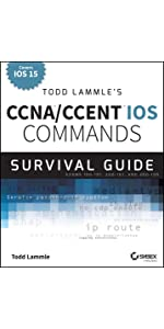 CCNA/CCENT IOS Commands Exams 100-101, 200-101, and 200-120
