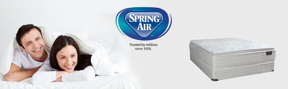 spring air twin mattress Amazon.com: Spring Air Gala 10 1/2
