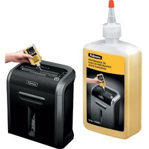 best oil for paper shredder