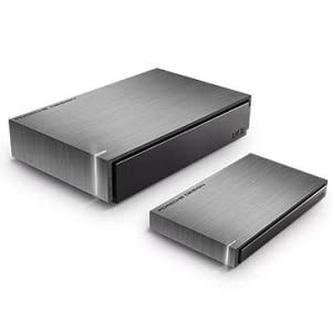 LaCie Porsche Design P'9220 USB 3.0 Hard Drives