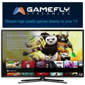 Gamefly streaming