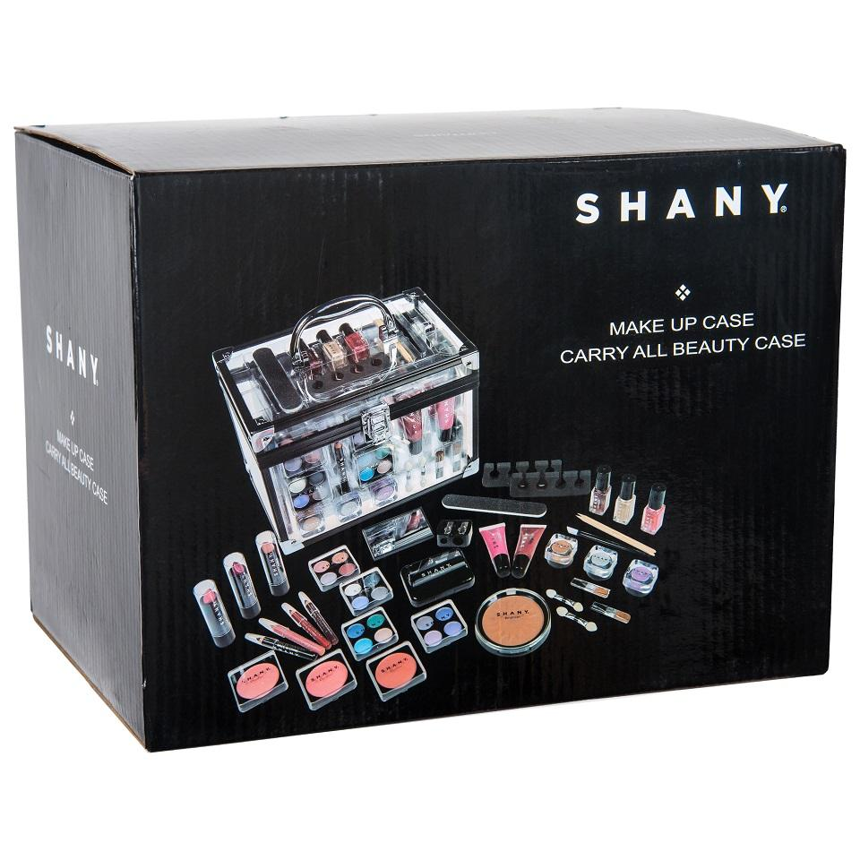 Amazon.com : SHANY Carry All Trunk Professional Makeup Kit ...