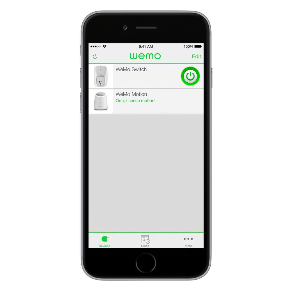 Amazon Com Belkin Wemo Switch Amp Motion Sensor Bundle No