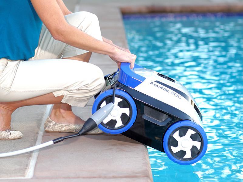 Amazon Com Hayward Rc3431cuy Aquavac 500 Robotic Pool