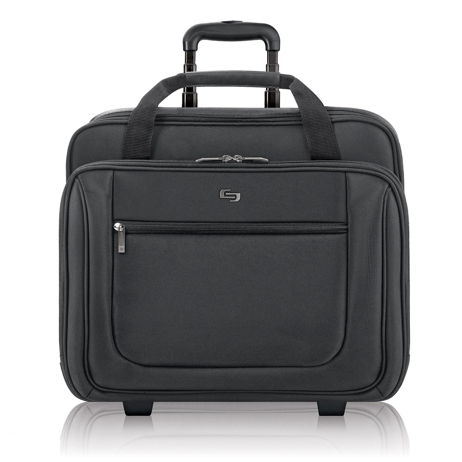 Amazon.com: SOLO Classic 17.3-Inch Laptop Rolling Case