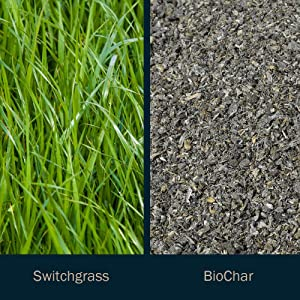 OurPets Switchgrass Natural Cat Litter with Biochar
