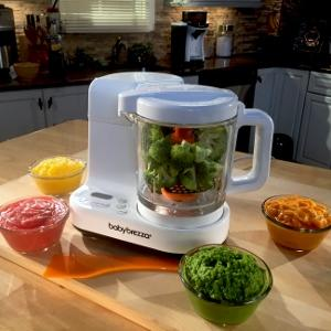 Amazon Com Baby Brezza Food Maker Glass Large 4 Cup