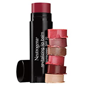 Kết quả hình ảnh cho NEUTROGENA - Revitalizing Lip Balm