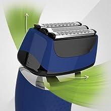 Amazon Com Remington Xf8550 Wet Amp Dry Foil Shaver Men S