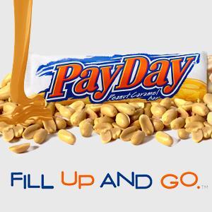 Amazon.com : PAYDAY Peanut Caramel Bar (1.85-Ounce Bars, Pack of ...