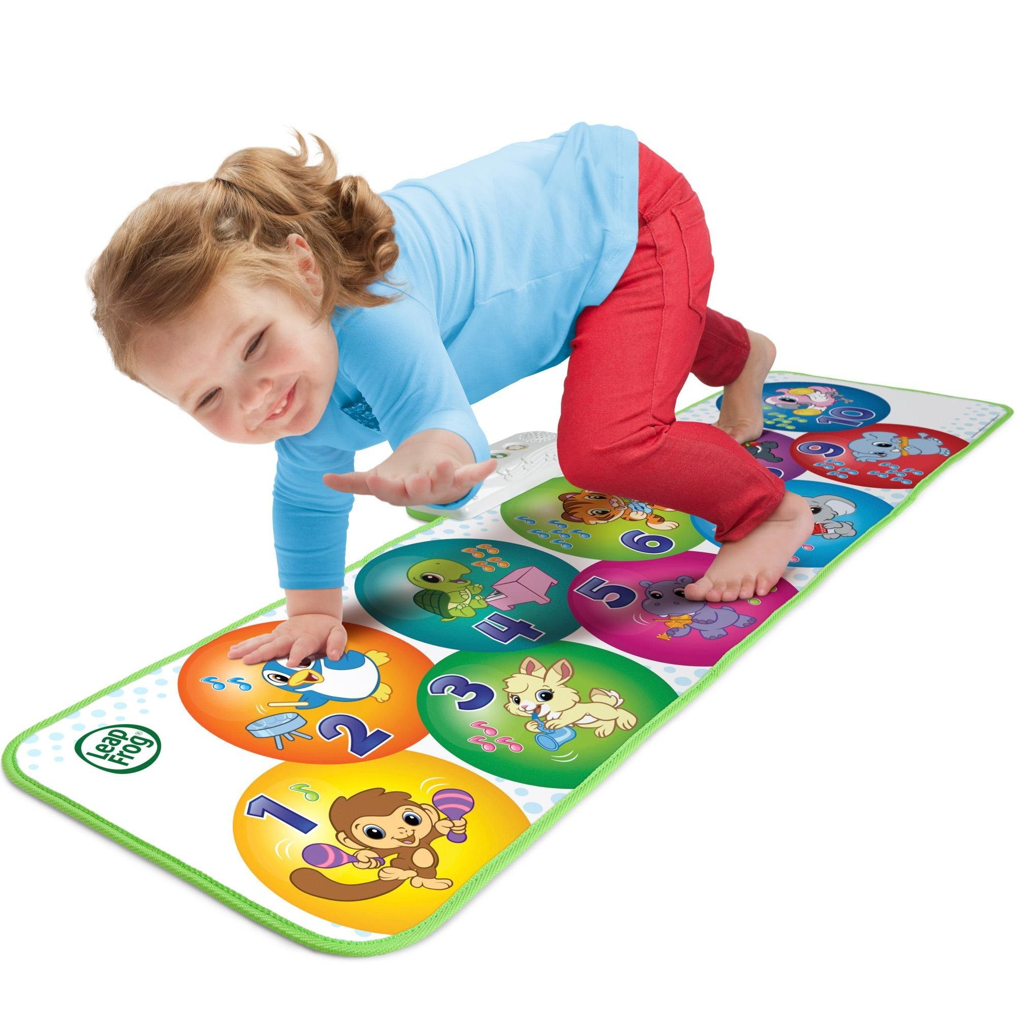 Musical Learning Toys : Amazon leapfrog learn groove musical mat toys games