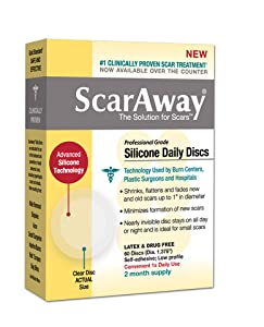 Amazon Com Scaraway Scar Repair Gel With Patented Kelo