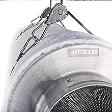 Amazon Com Apollo Horticulture Glrp18 Pair Of 1 8