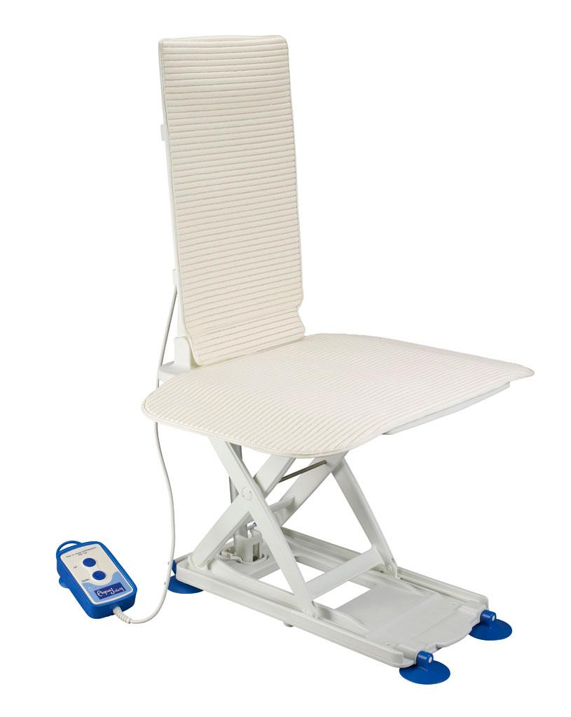 Amazon.com: Drive Medical Aquajoy Premier Plus Reclining Bathlift ...