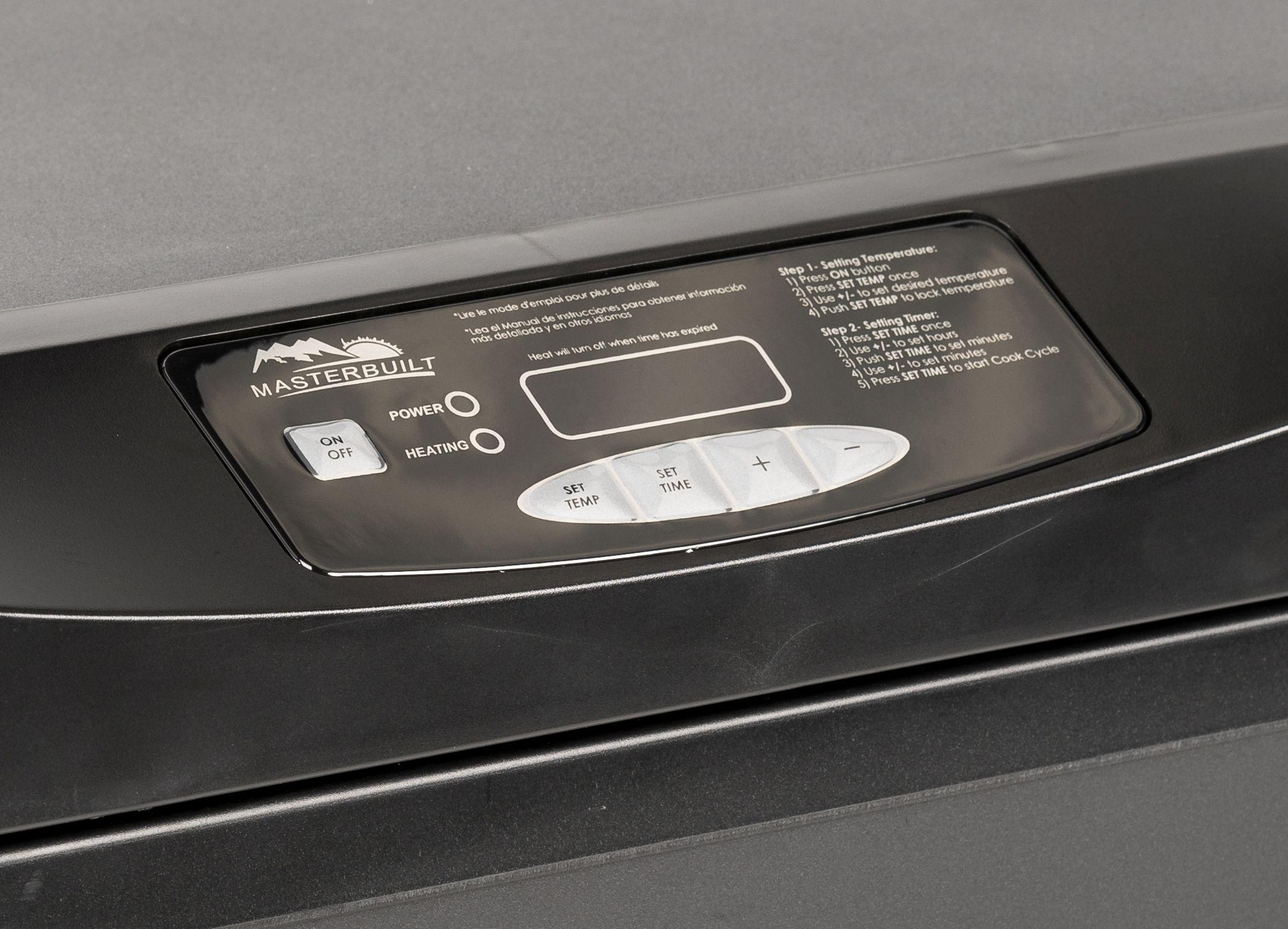 Amazon Com Masterbuilt 20078715 Electric Digital Smoker