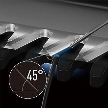 Panasonic ER224S 45 degree blades