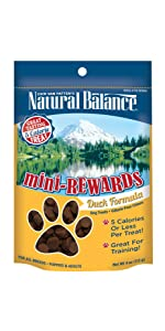 mini rewards dog treats