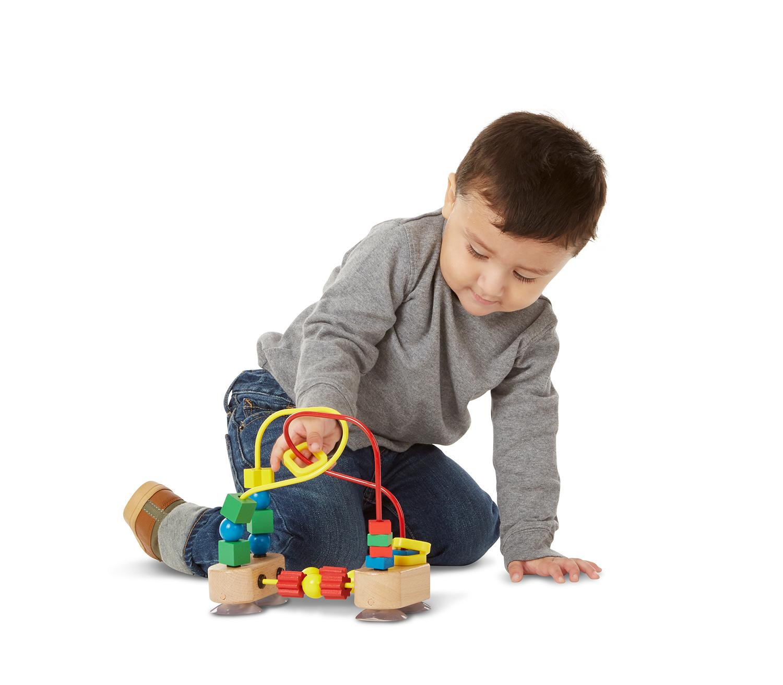 Melissa And Doug Educational Toys : Amazon melissa doug first bead maze wooden
